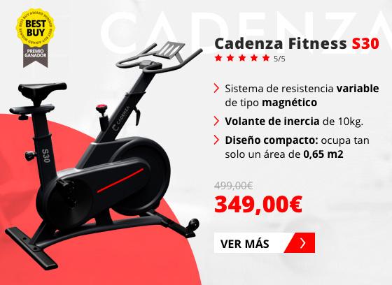 Cadenza Fitness S30 Ciclo Indoor