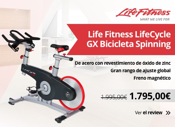 Life Fitness Kifecycle GX