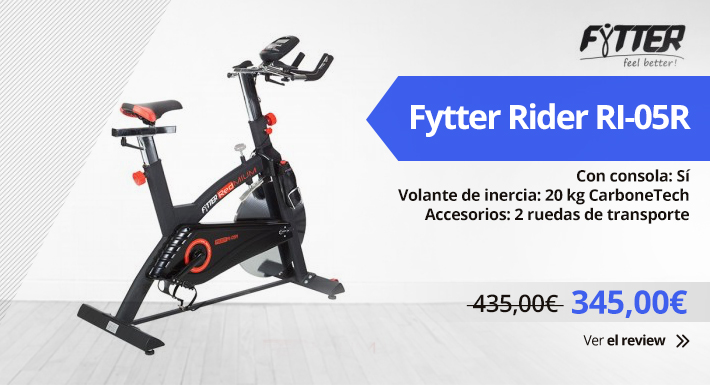 Fytter Rider RI-05R bicicleta spinning