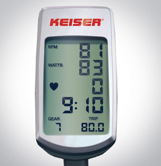 Consola Keiser M3+