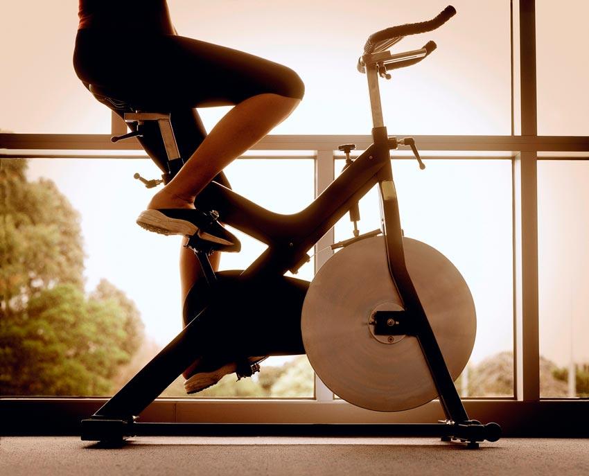 spinning en casa